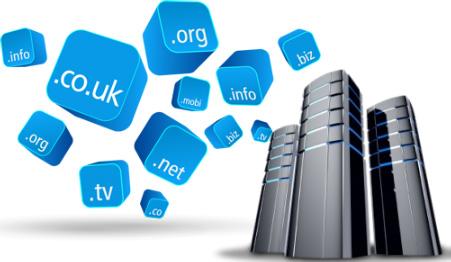 Hébergement & enregistrement de nom de domaine